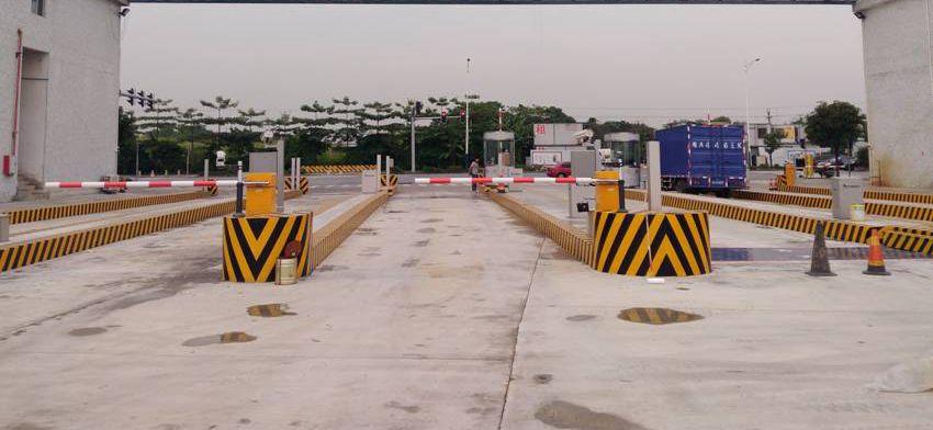 石家庄停车场系统